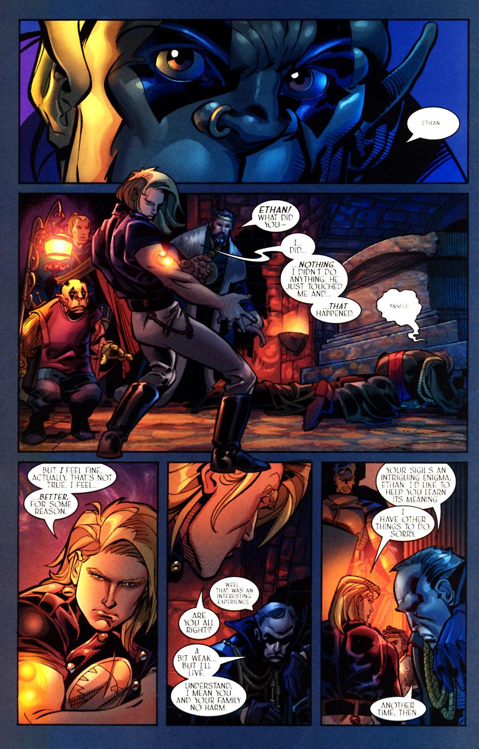 Read online Scion comic -  Issue #7 - 18