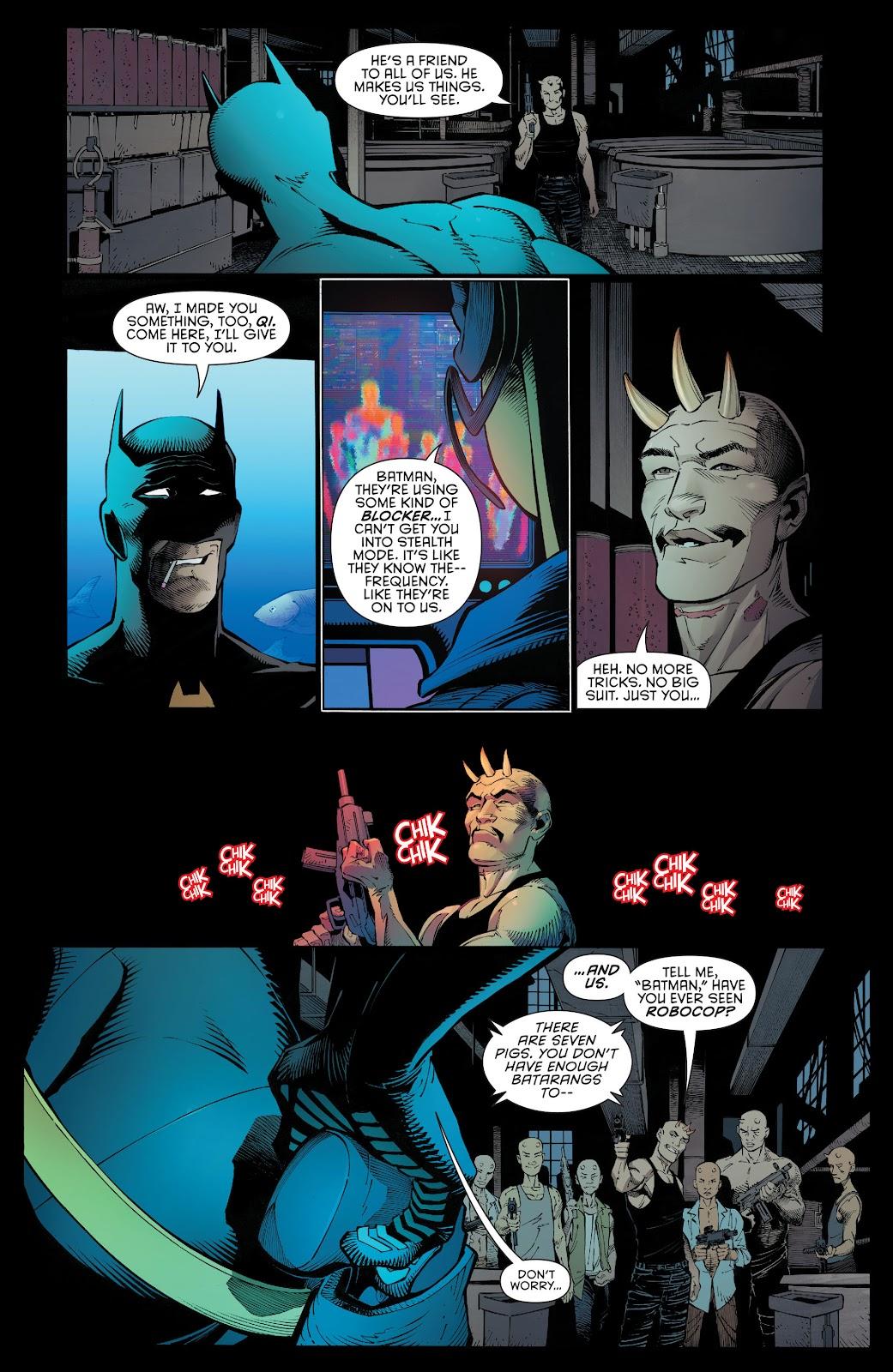 Batman (2011) Issue #43 #62 - English 16