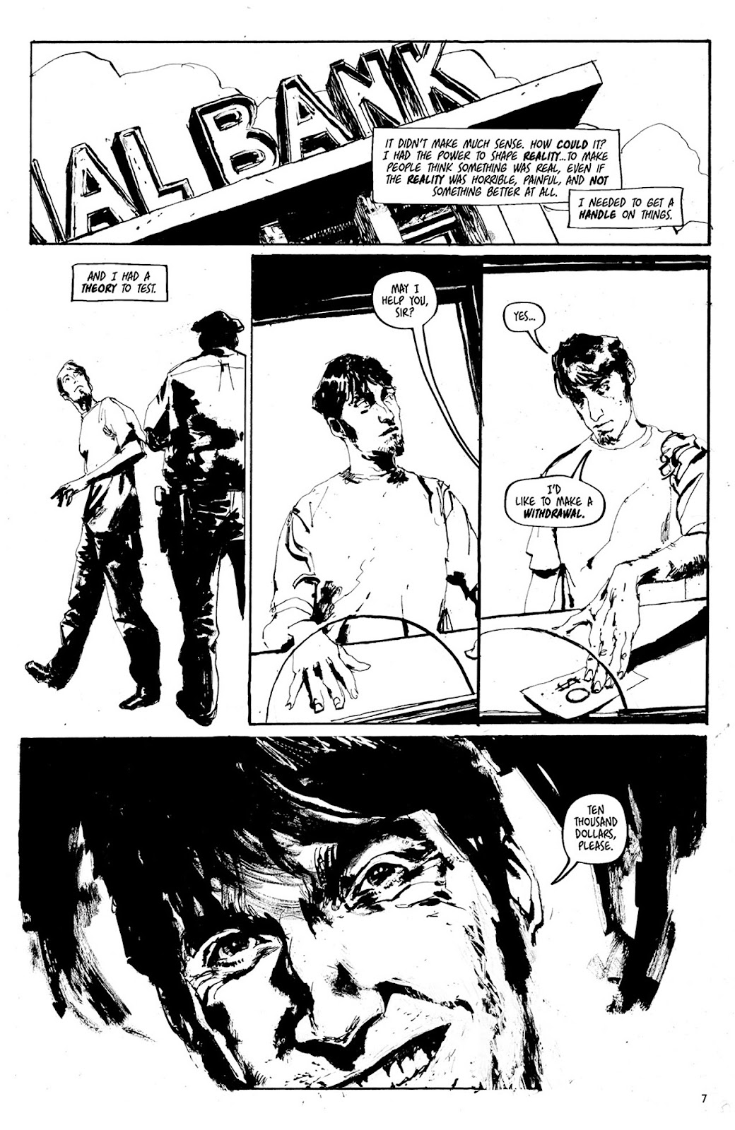 Creepy (2009) Issue #1 #1 - English 9