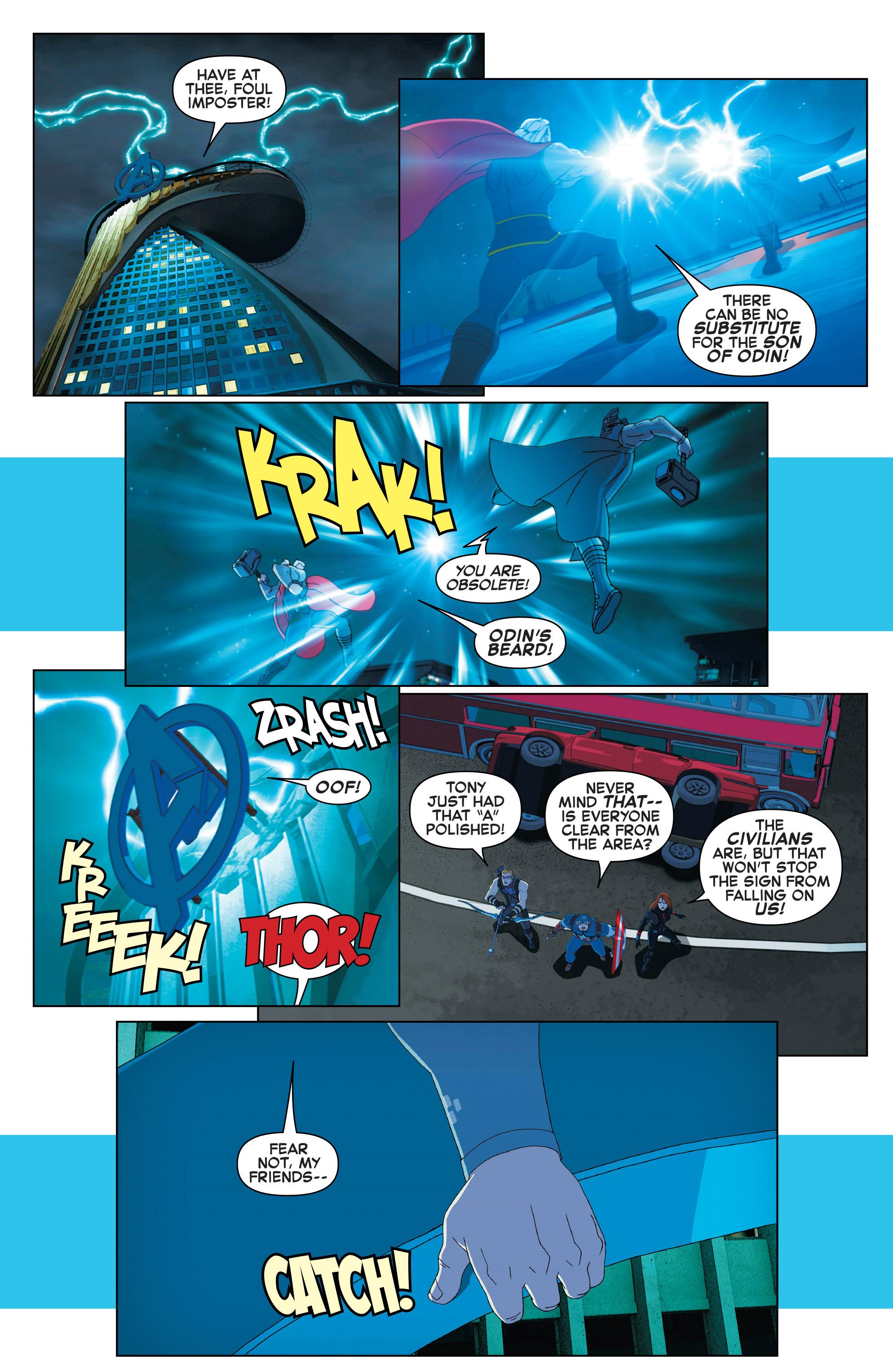 Read online Marvel Universe Avengers: Ultron Revolution comic -  Issue #2 - 14