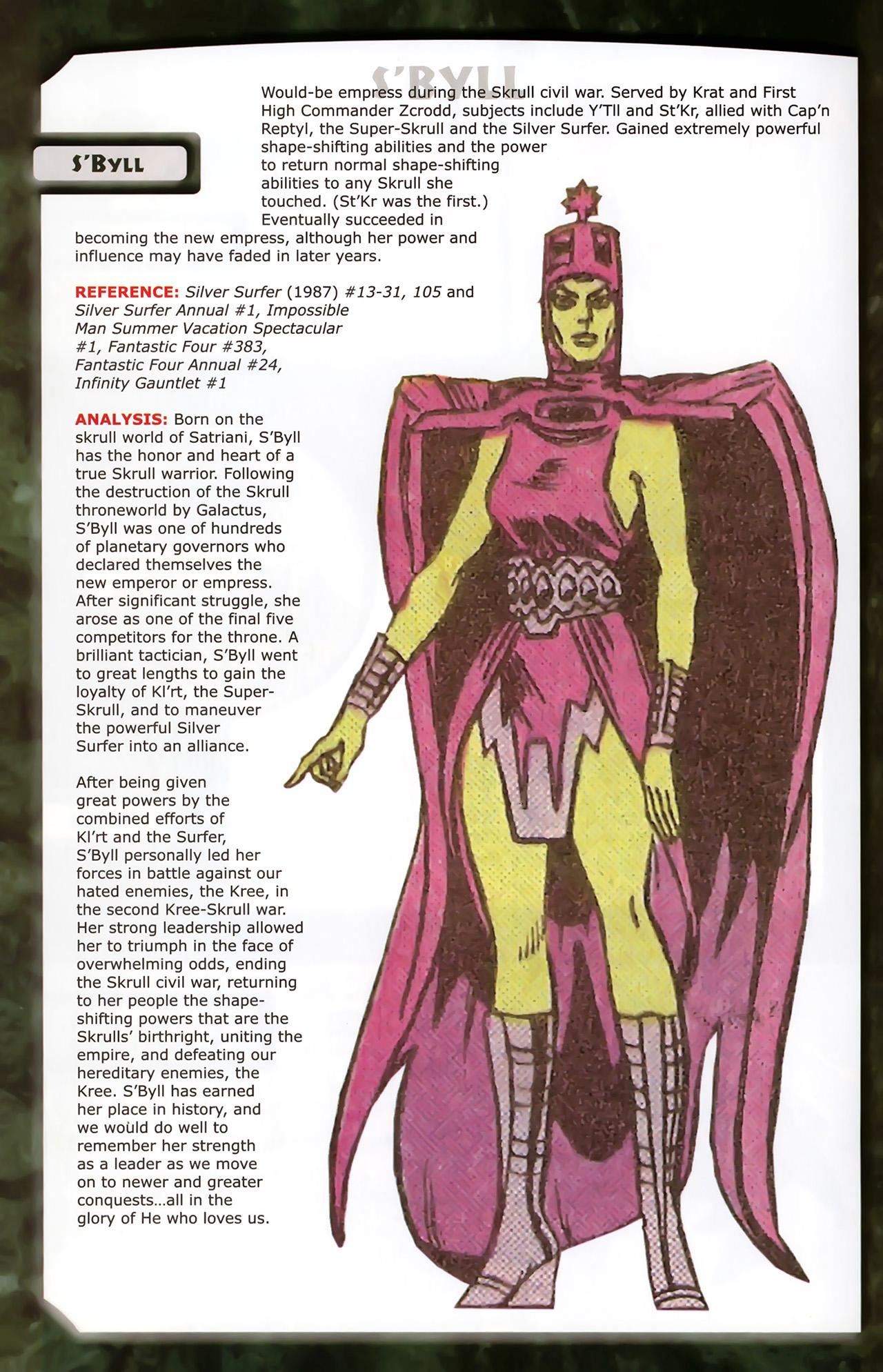 Read online Skrulls! comic -  Issue # Full - 40