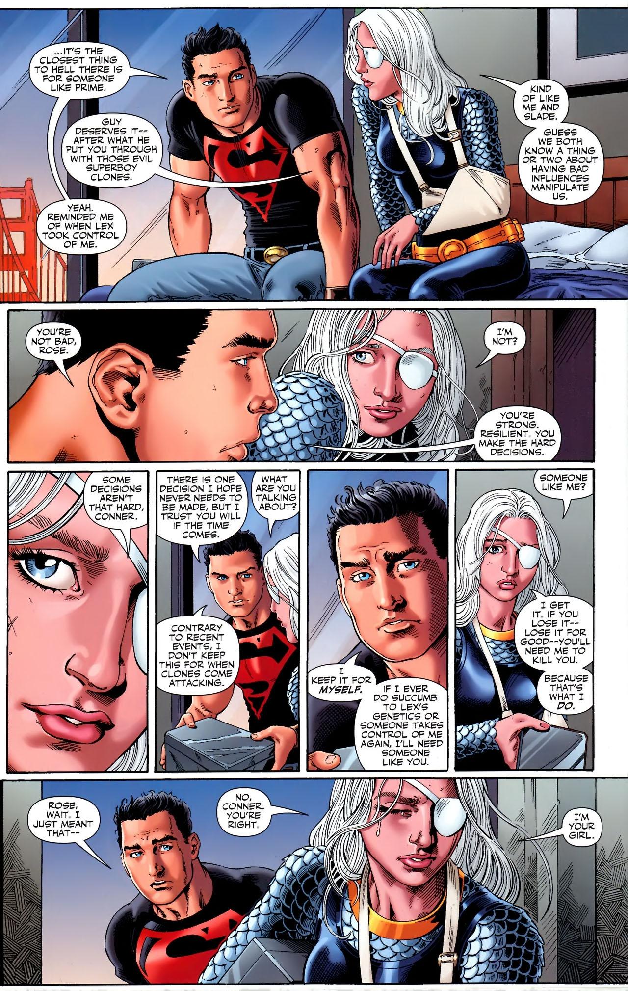 Teen Titans (2003) #100 #110 - English 27
