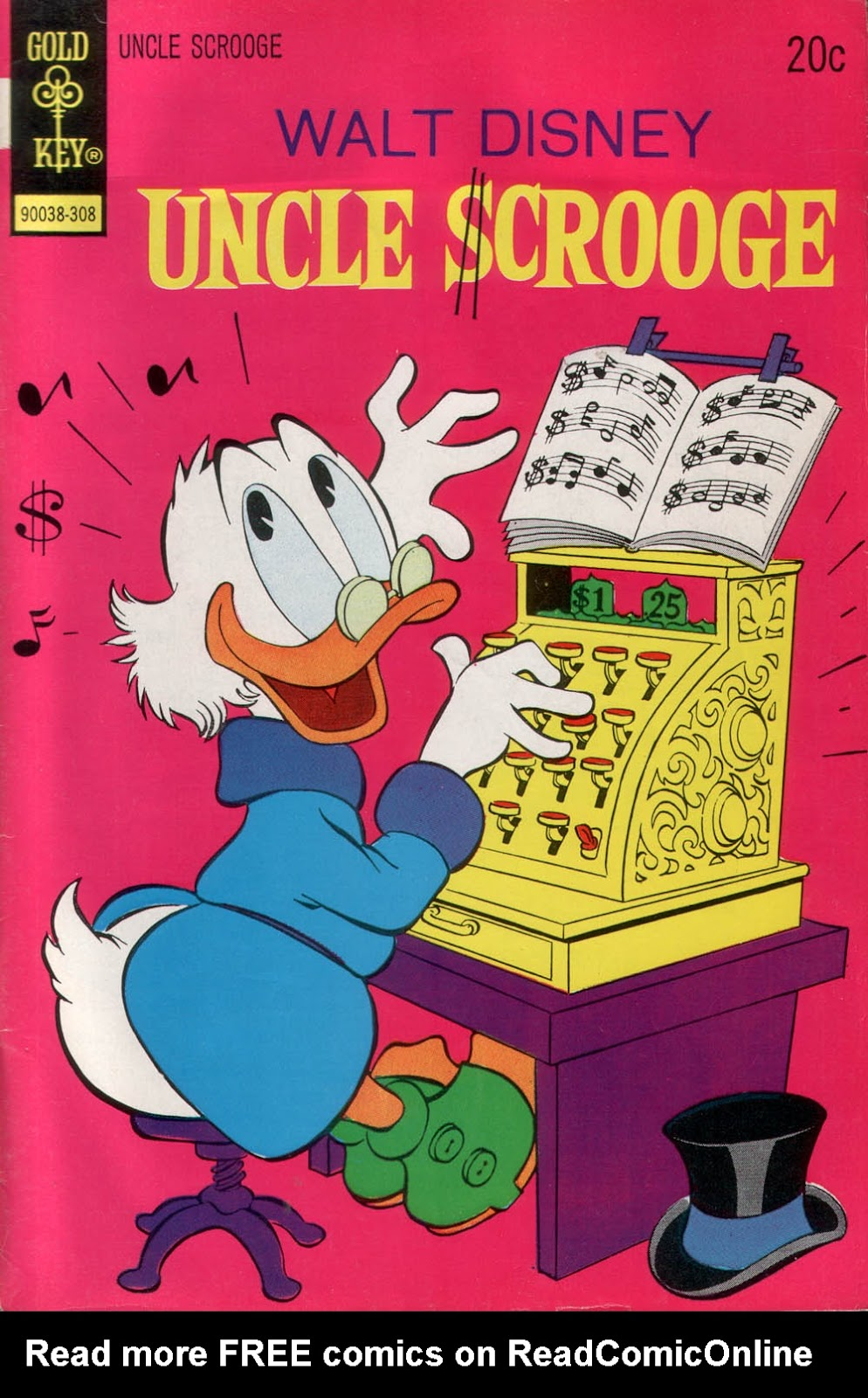 Uncle Scrooge (1953) Issue #106 #106 - English 1