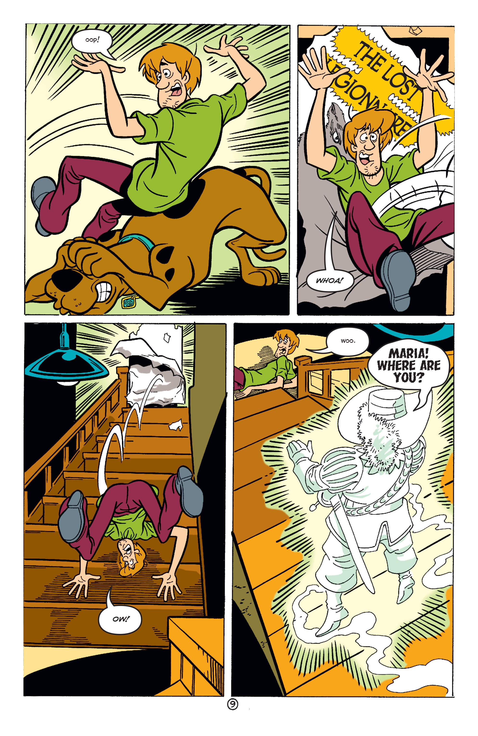 Read online Scooby-Doo (1997) comic -  Issue #56 - 10