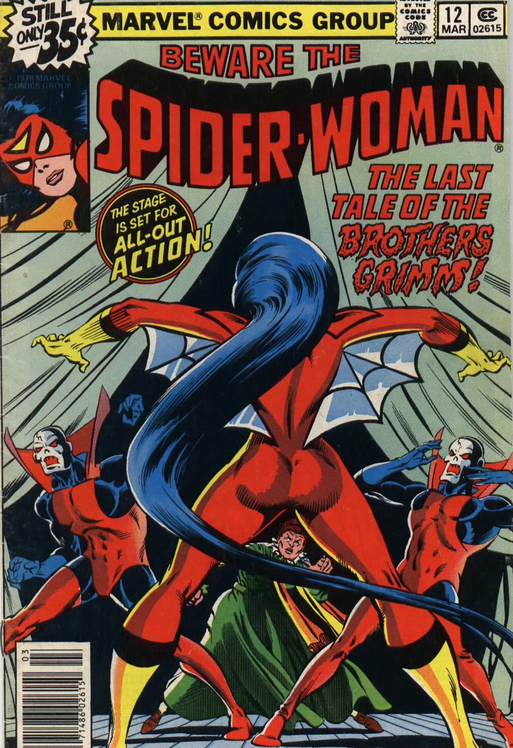 Spider-Woman (1978) #12 #39 - English 1