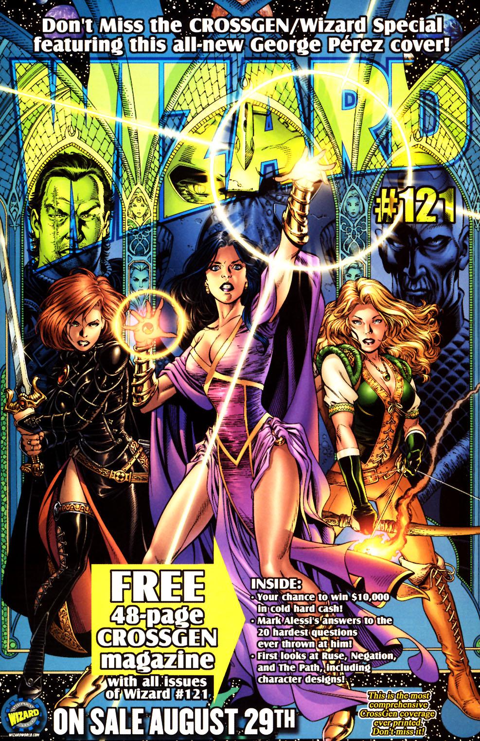Read online Scion comic -  Issue #15 - 30