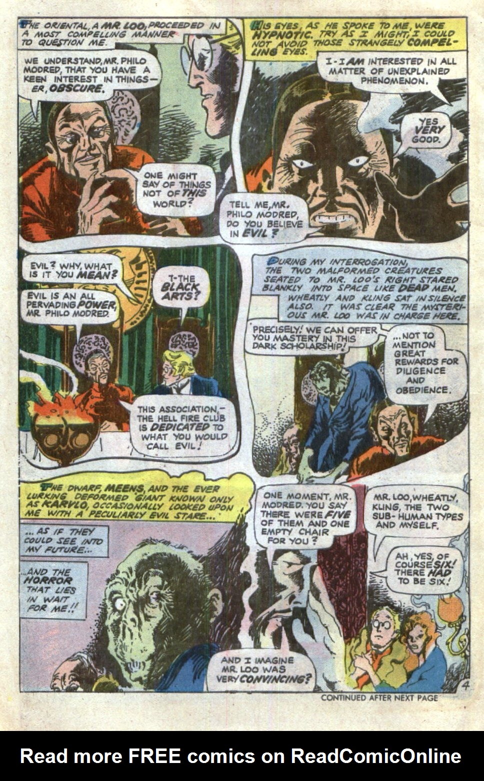 Read online Scary Tales comic -  Issue #29 - 6