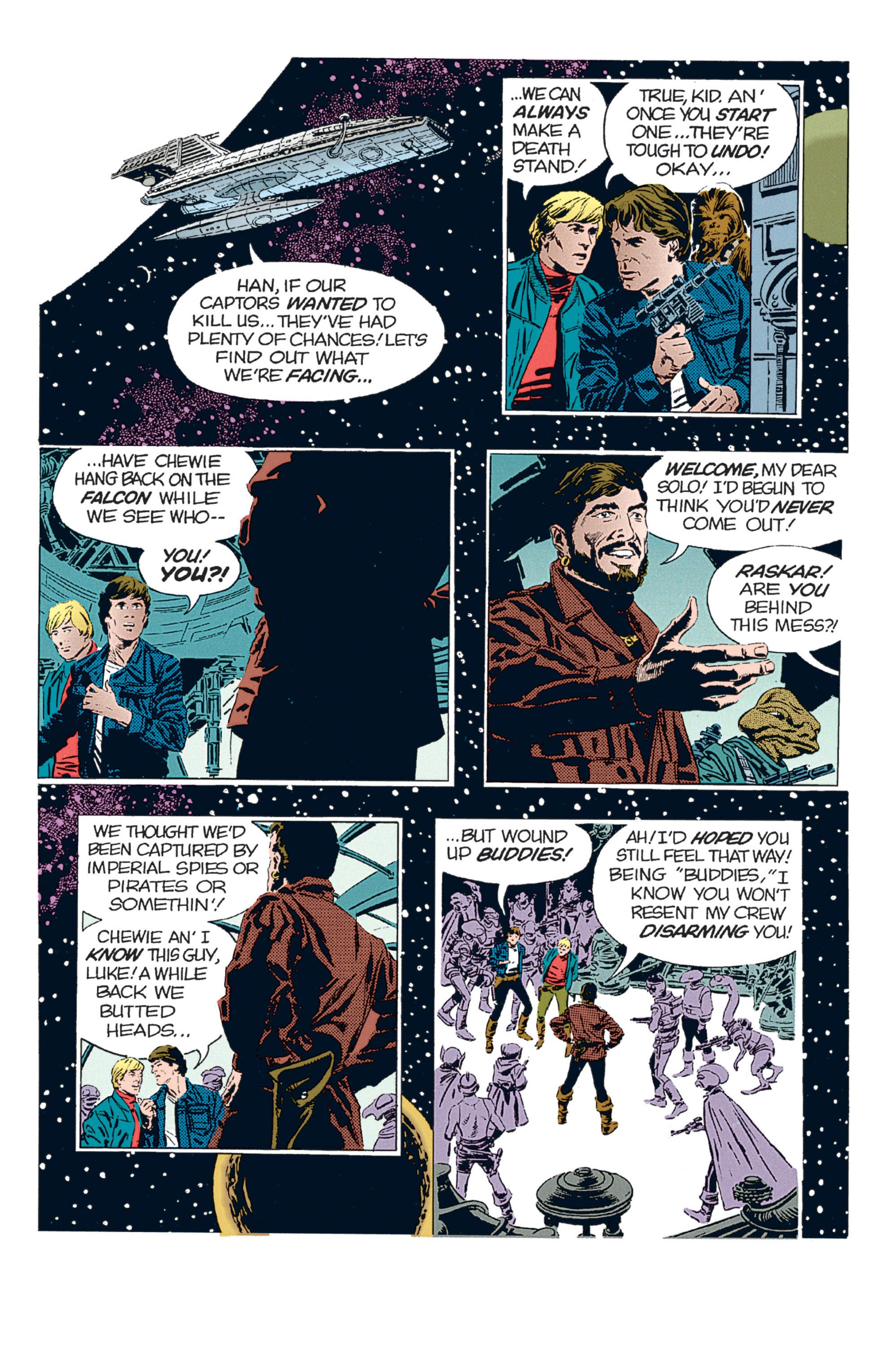 Classic Star Wars #19 #19 - English 14