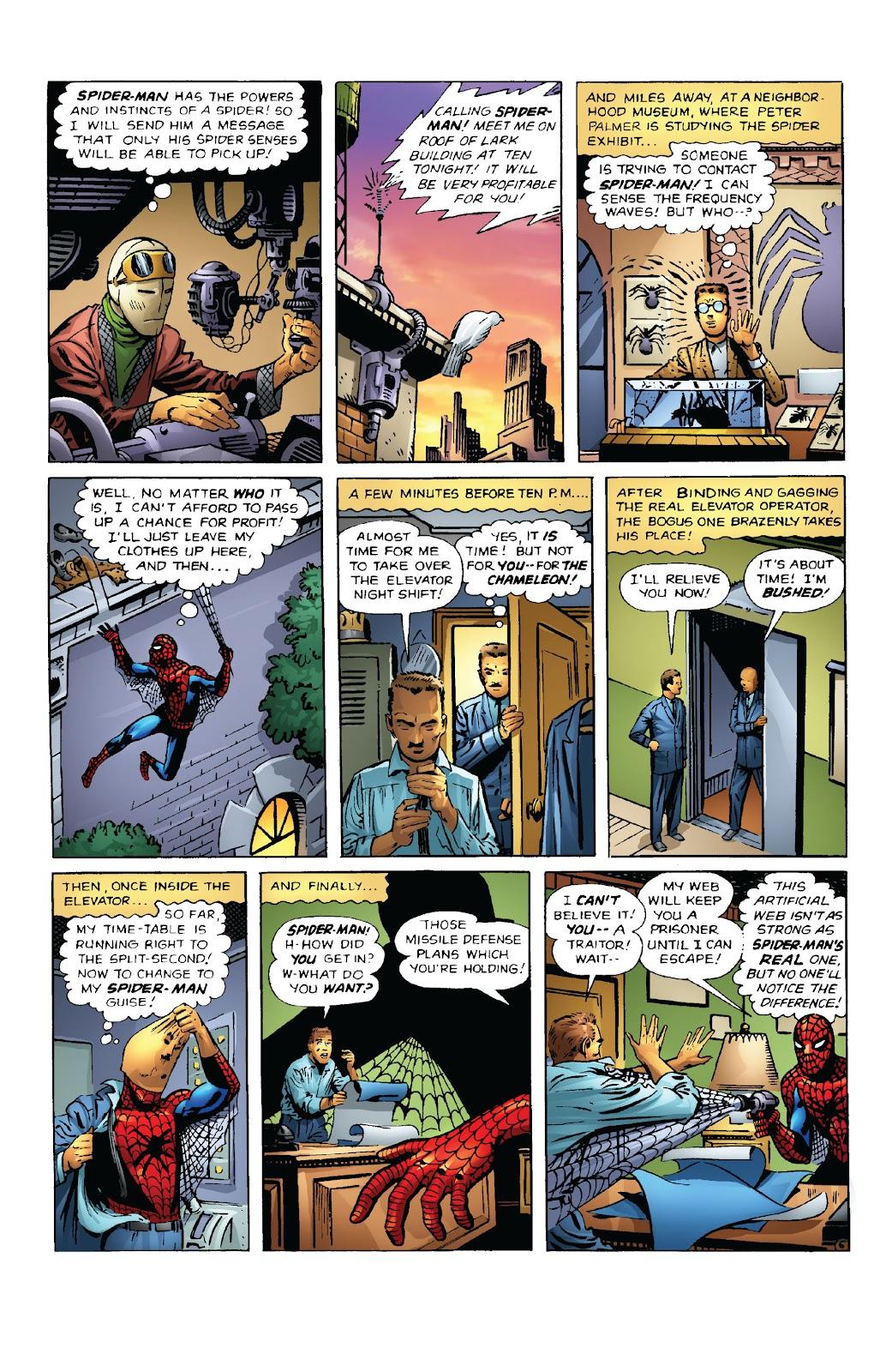 Amazing Fantasy #15: Spider-Man! Full #1 - English 35
