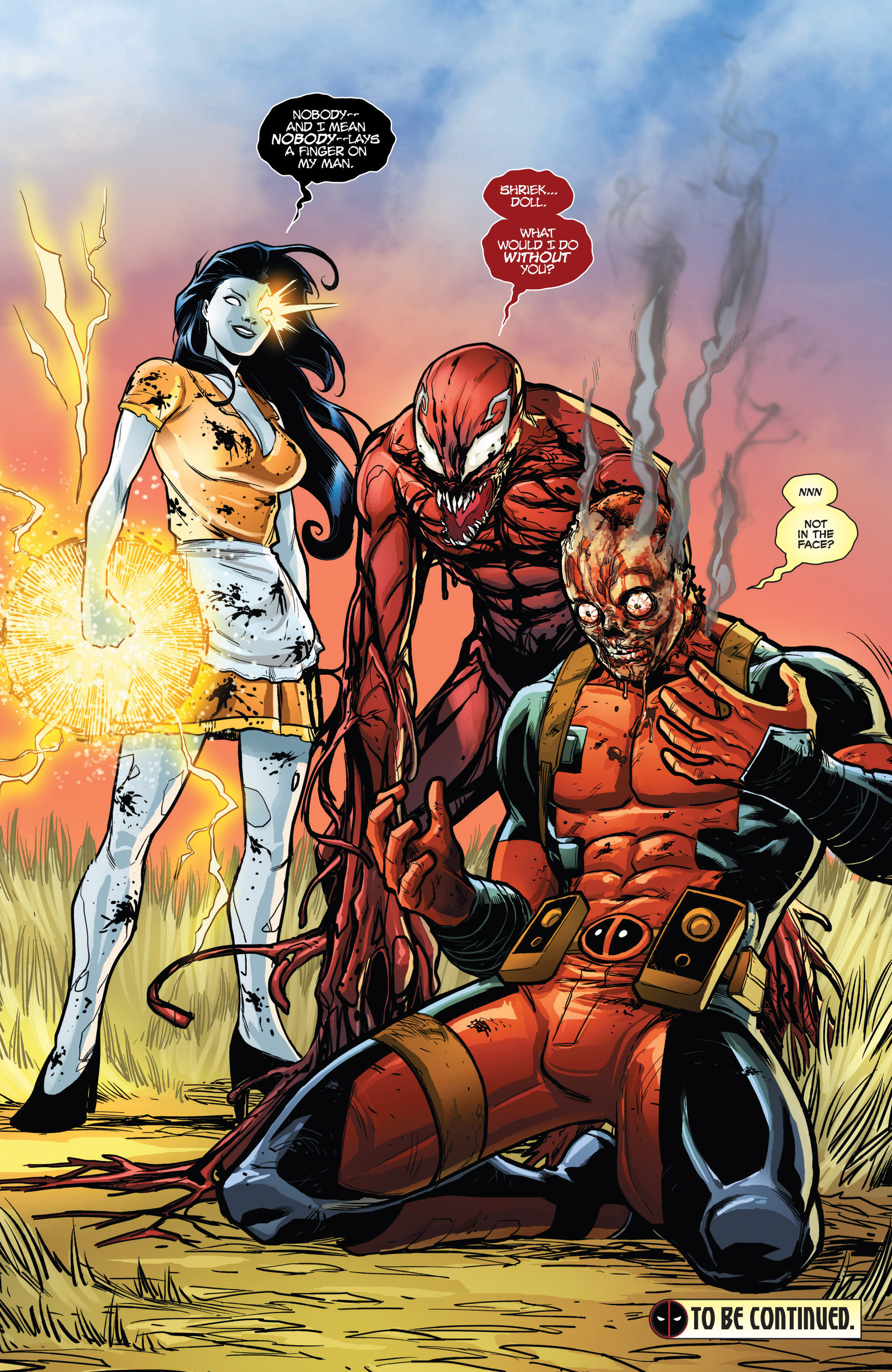 Read online Deadpool vs. Carnage comic -  Issue #1 - 22