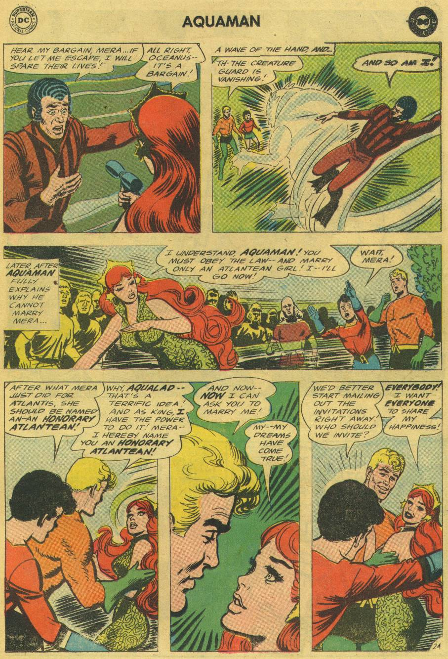 Aquaman (1962) Issue #18 #18 - English 31
