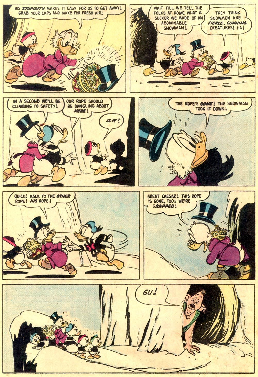 Uncle Scrooge (1953) Issue #161 #161 - English 21