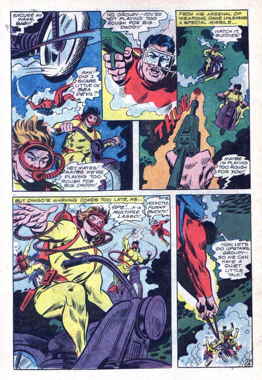 Read online Sea Devils comic -  Issue #34 - 7