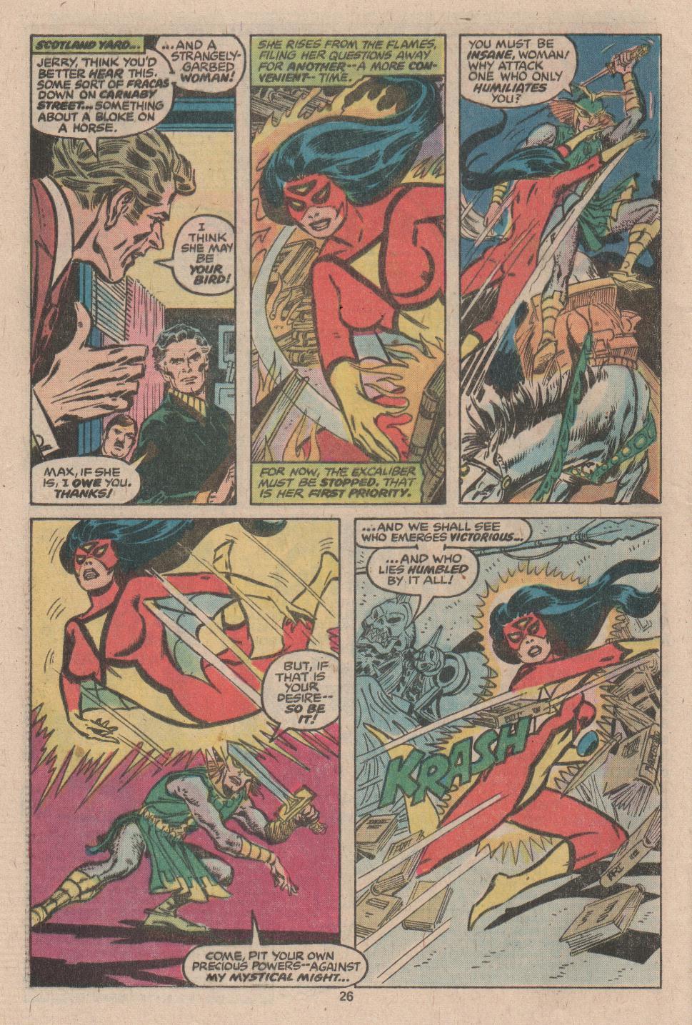 Spider-Woman (1978) #2 #49 - English 16