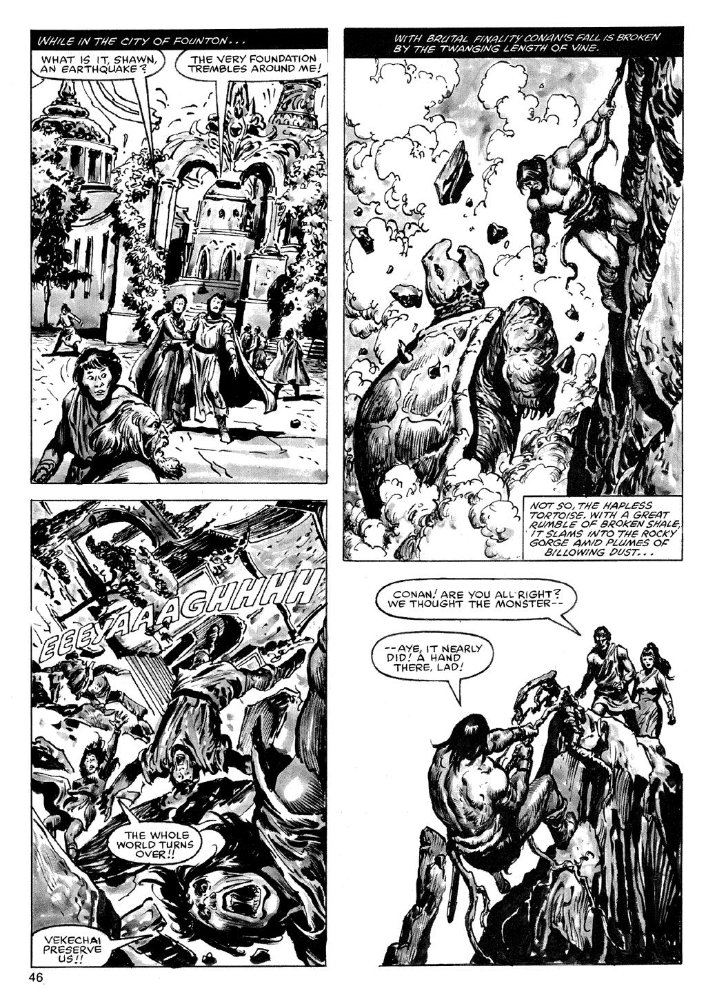 Of Conan  #164 - English 46