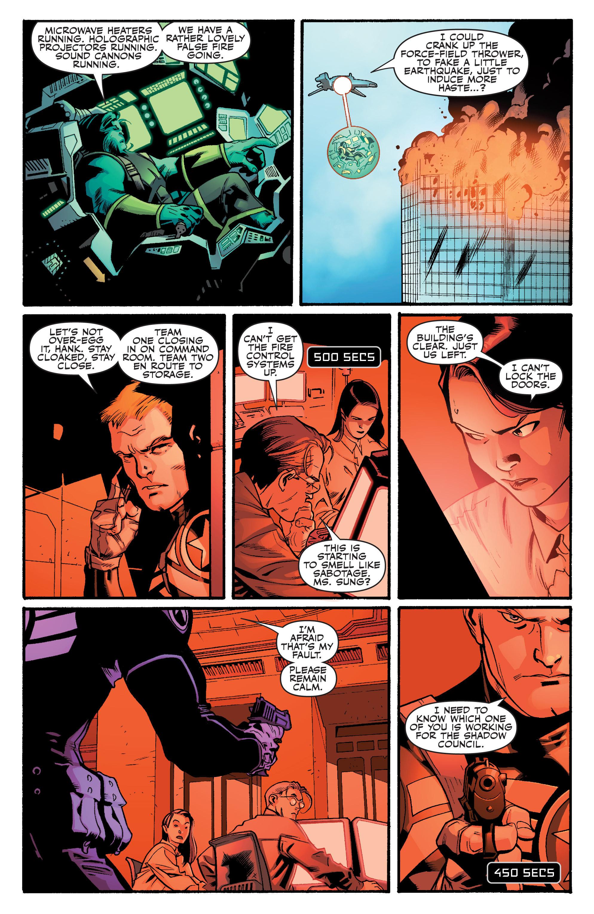 Read online Secret Avengers (2010) comic -  Issue #21 - 4