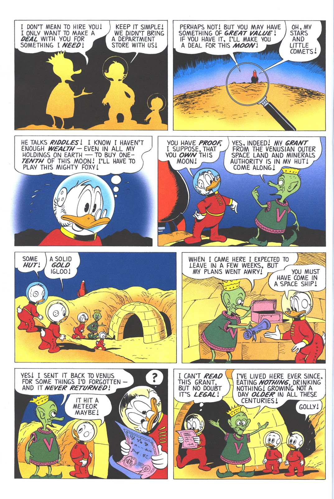 Uncle Scrooge (1953) Issue #375 #375 - English 18