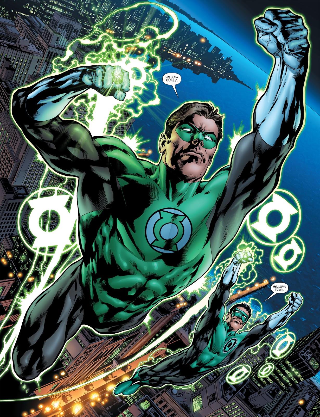 Green Lantern: The Sinestro Corps War Full #1 - English 257