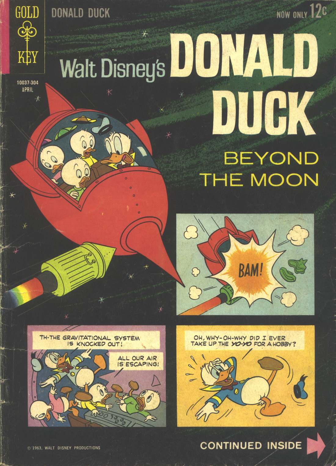 Donald Duck (1962) 87 Page 1