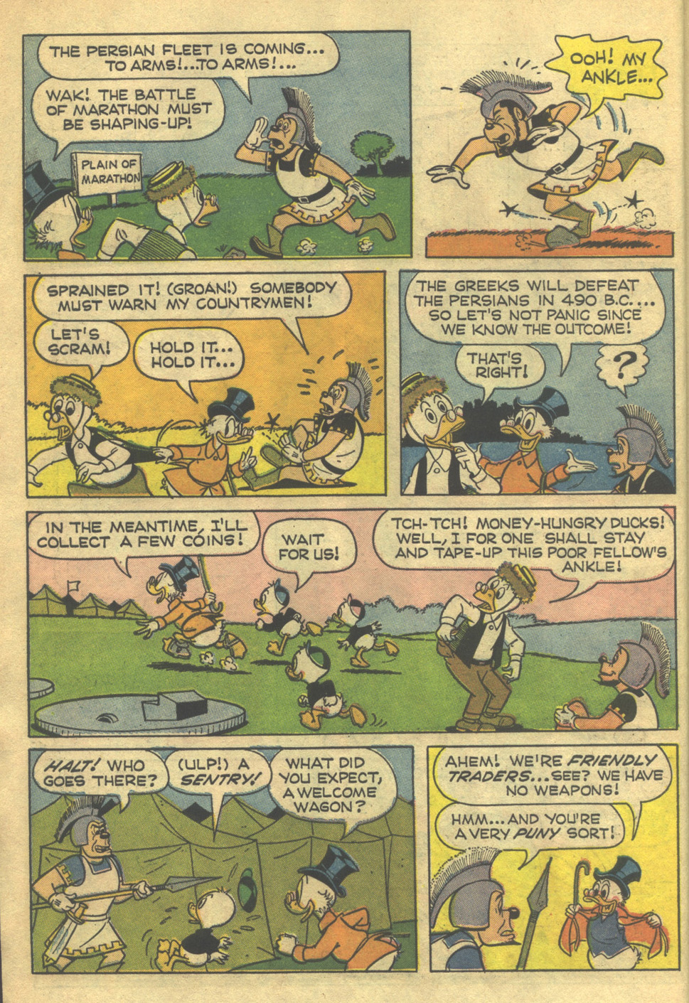 Uncle Scrooge (1953) Issue #75 #75 - English 10