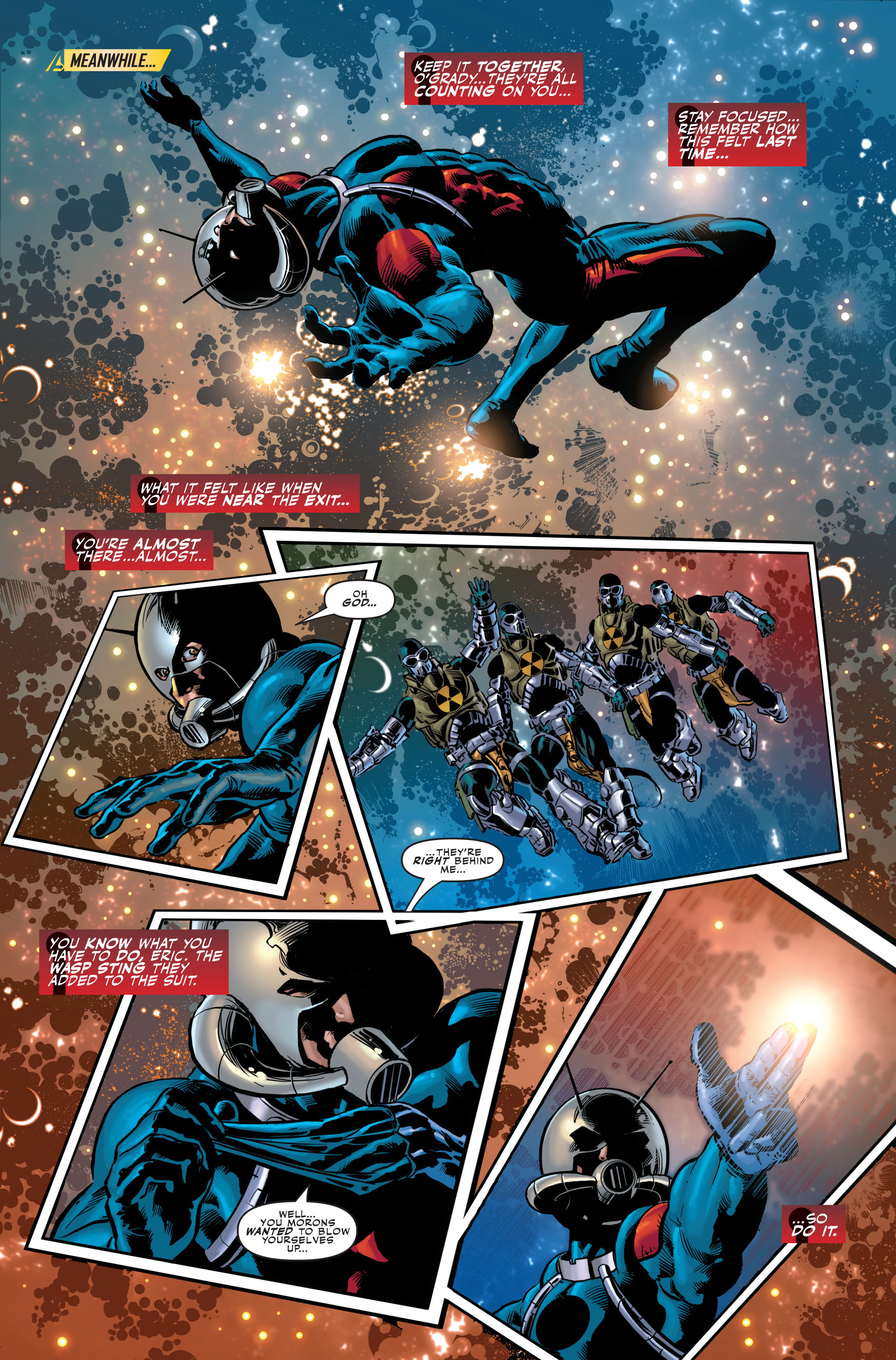 Read online Secret Avengers (2010) comic -  Issue #4 - 17