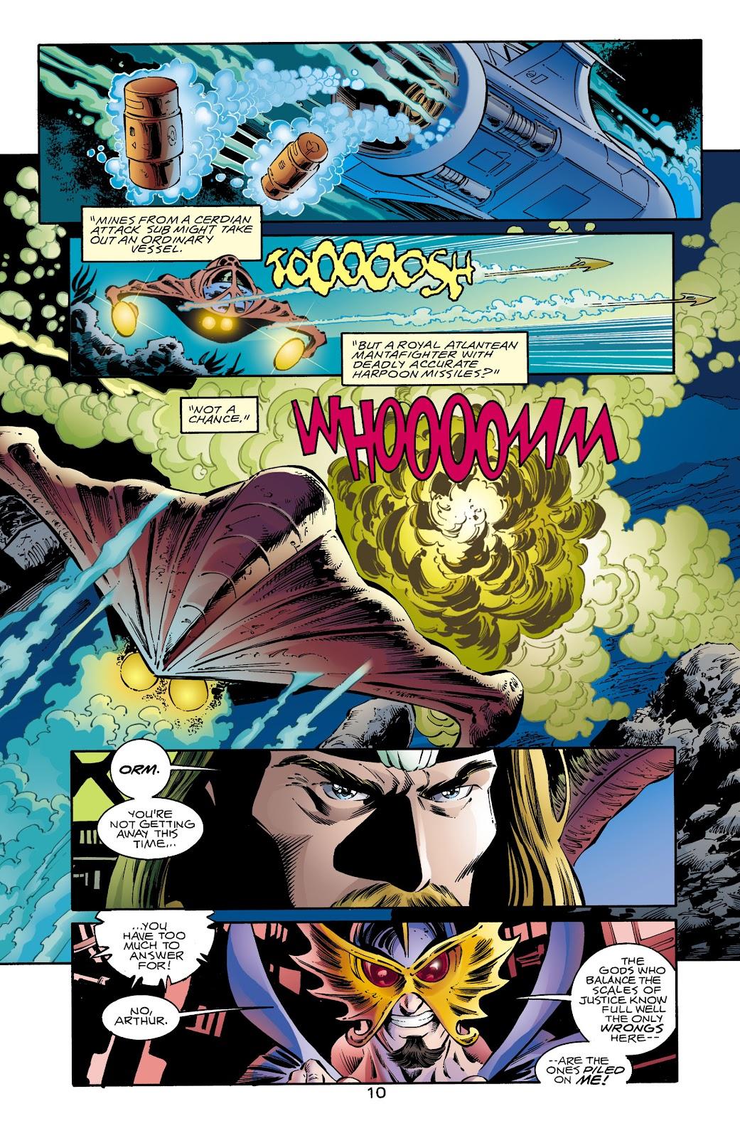 Aquaman (1994) Issue #69 #75 - English 10