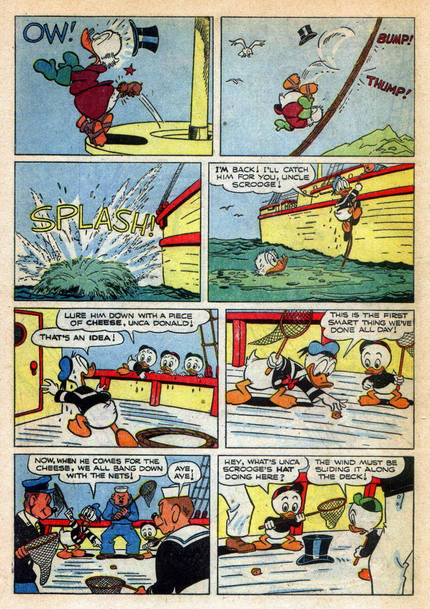 Uncle Scrooge (1953) Issue #9 #9 - English 12