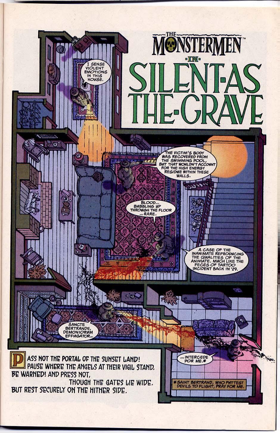 Hellboy: Wake the Devil Issue #4 #4 - English 25