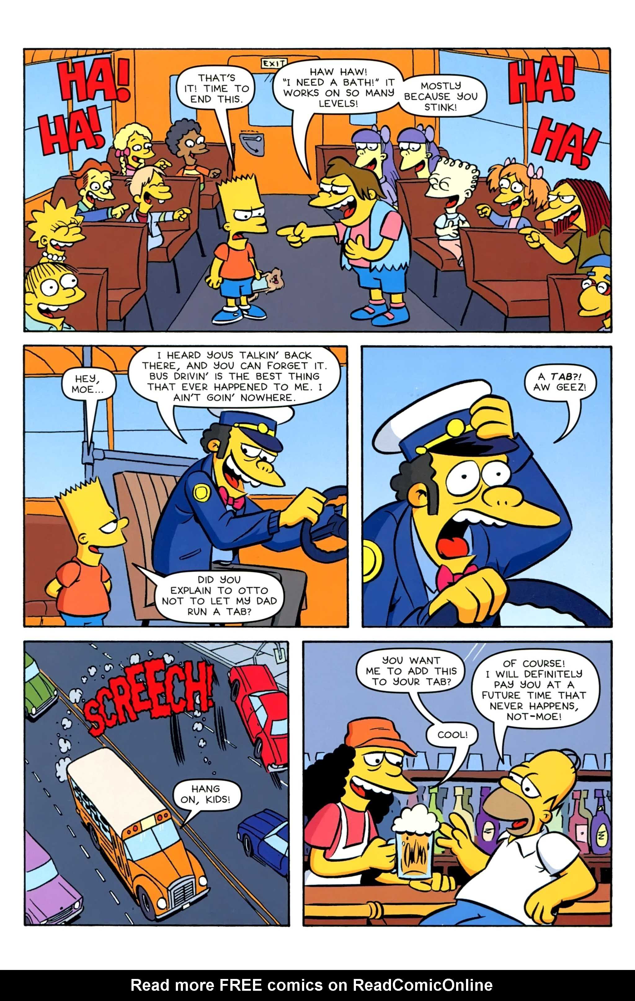 Simpsons Comics #229   NEW!!!