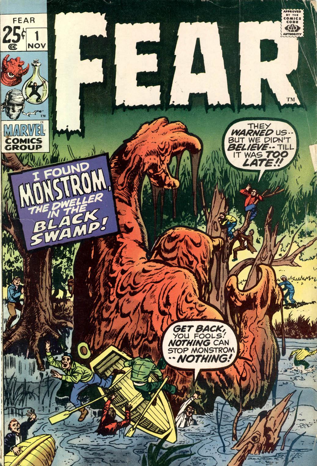 Fear 1 Page 1