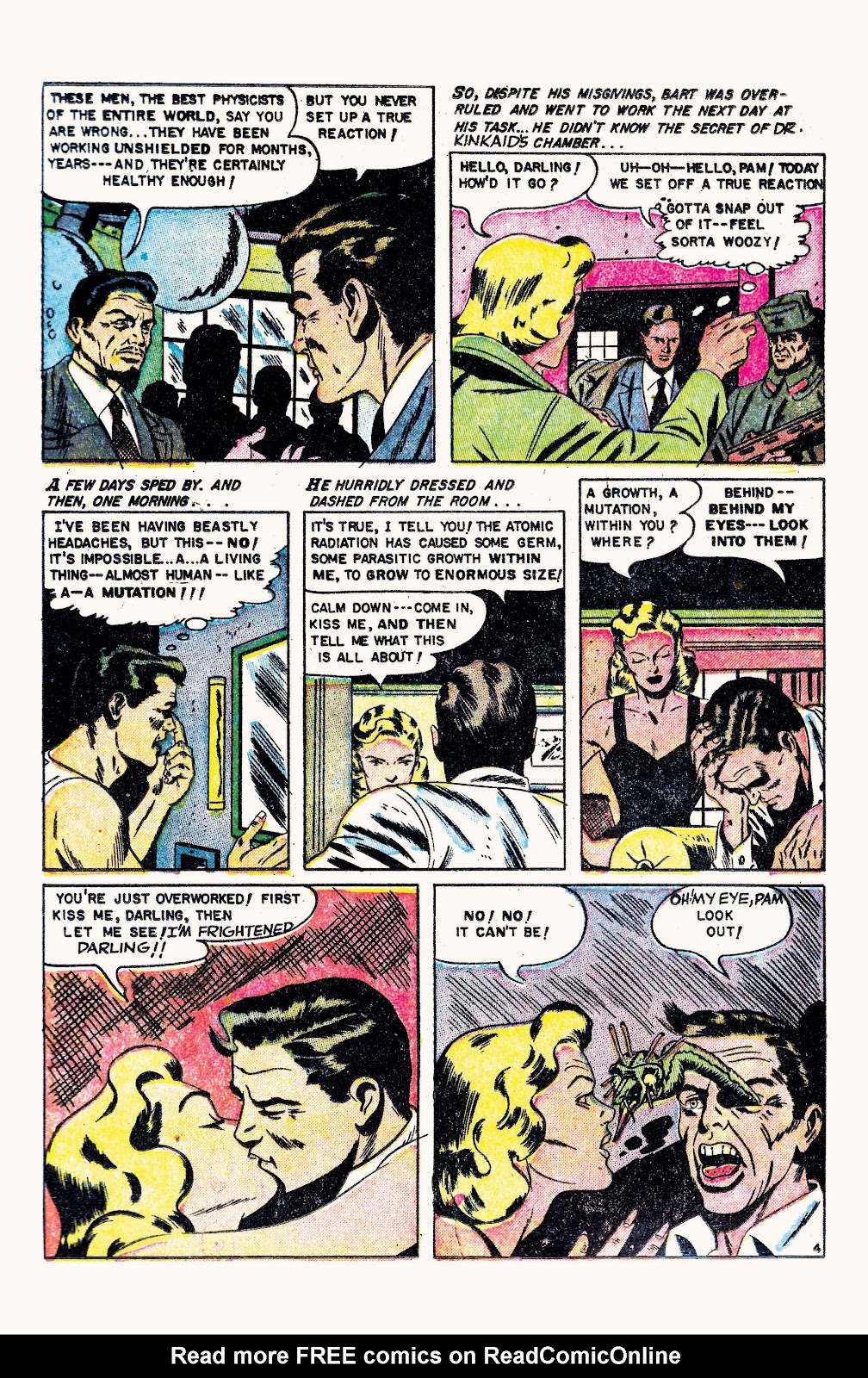 Haunted Horror Issue #27 #27 - English 33