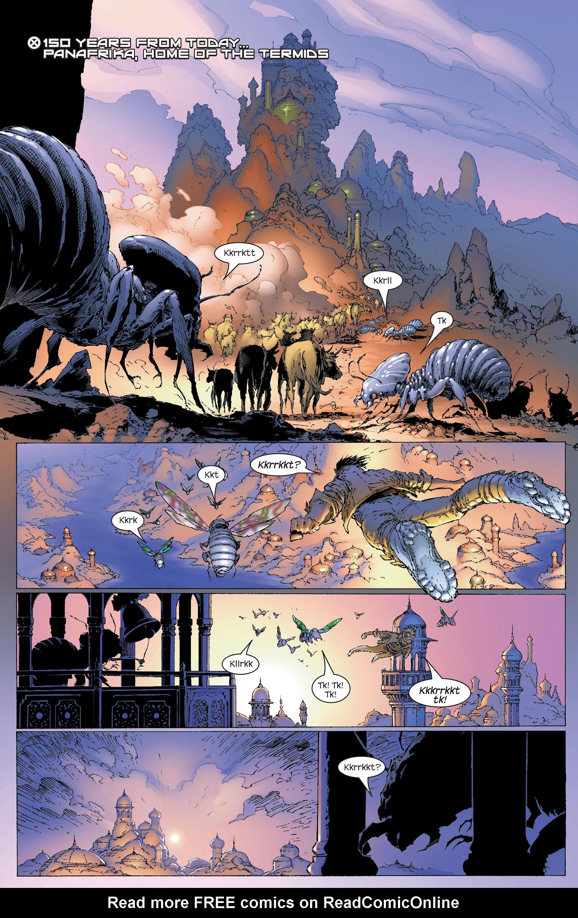 Read online New X-Men (2001) comic -  Issue #153 - 3