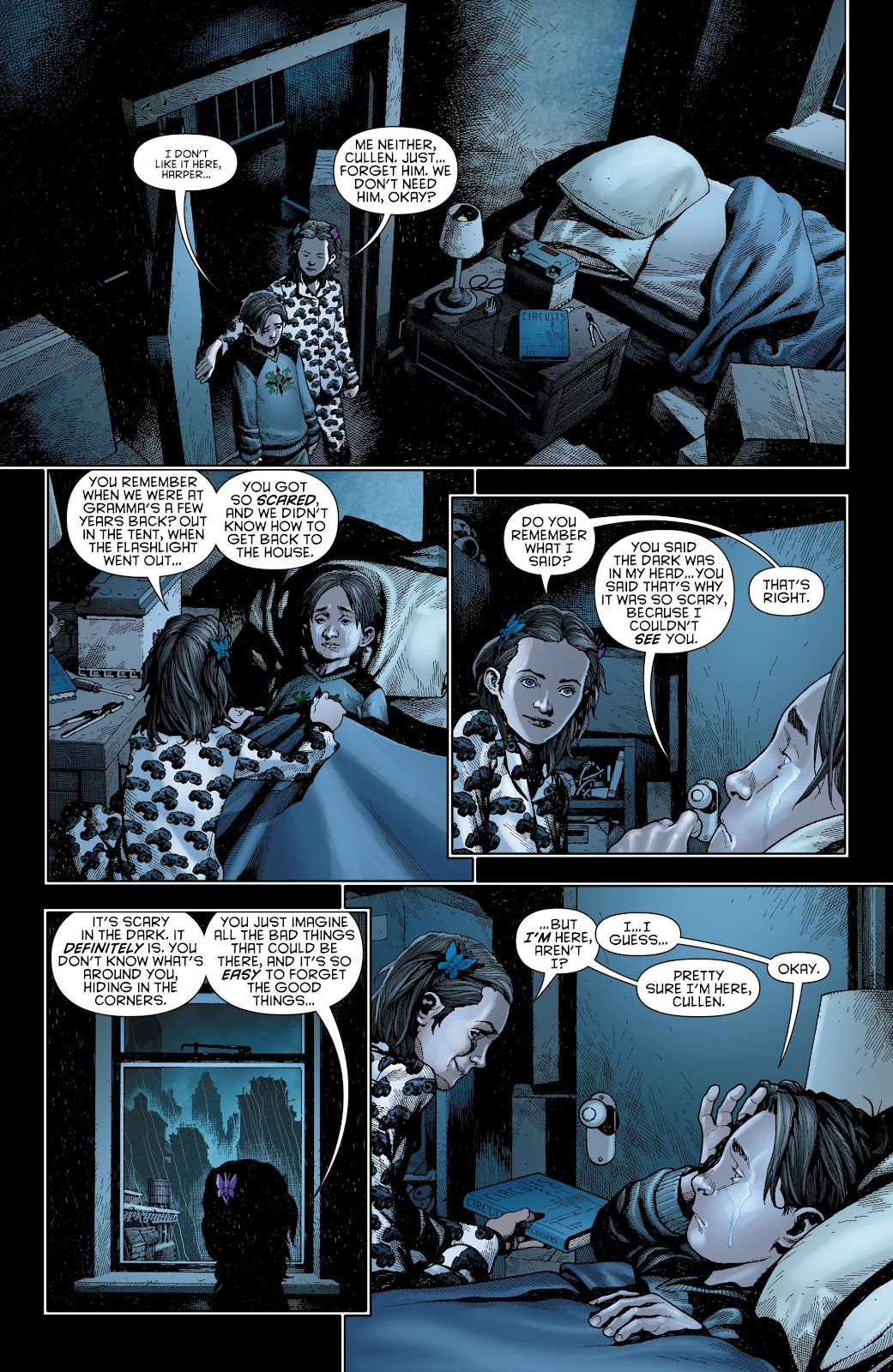 Batman (2011) Issue #25 #44 - English 26