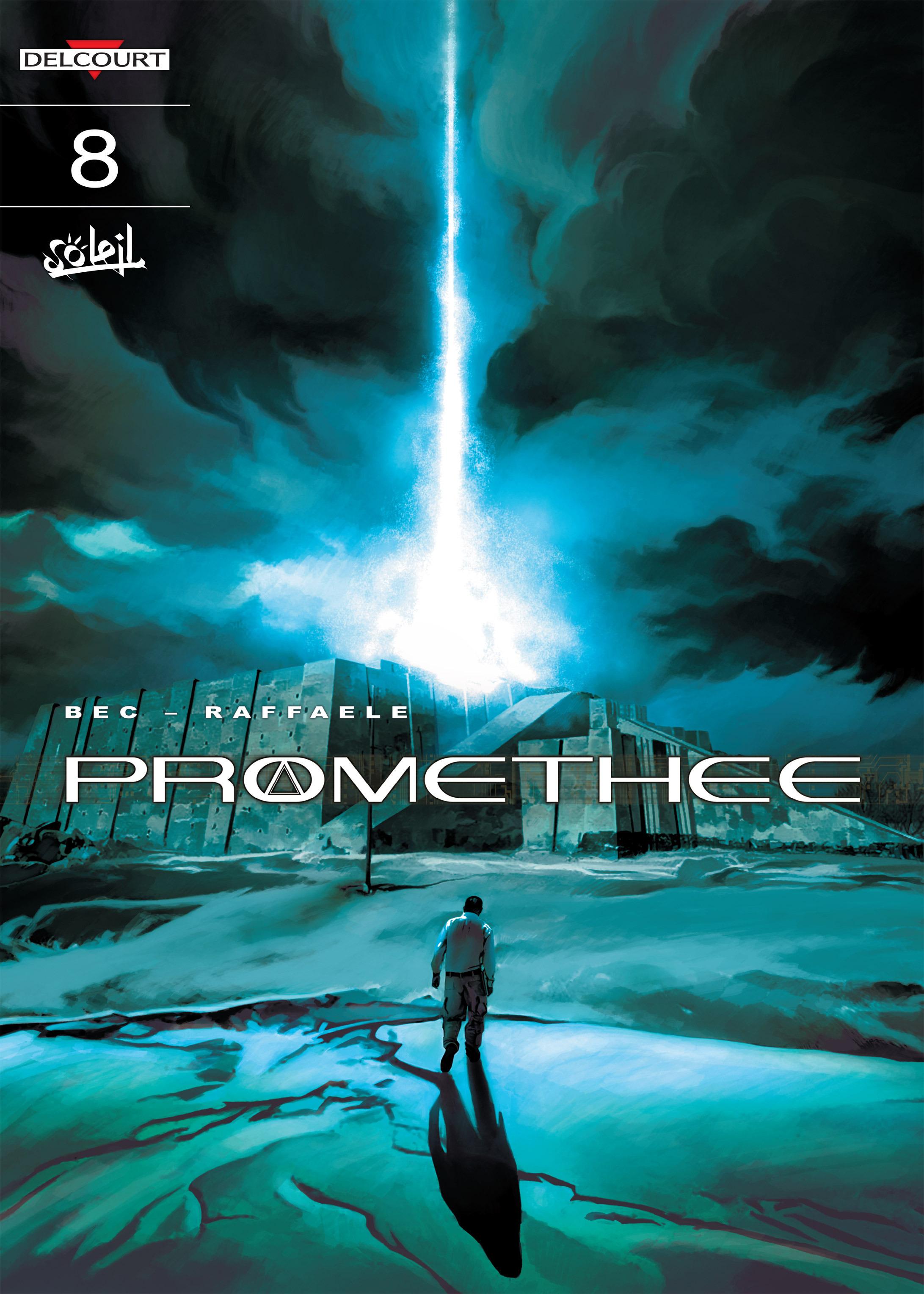 Promethee #8 #12 - English 1