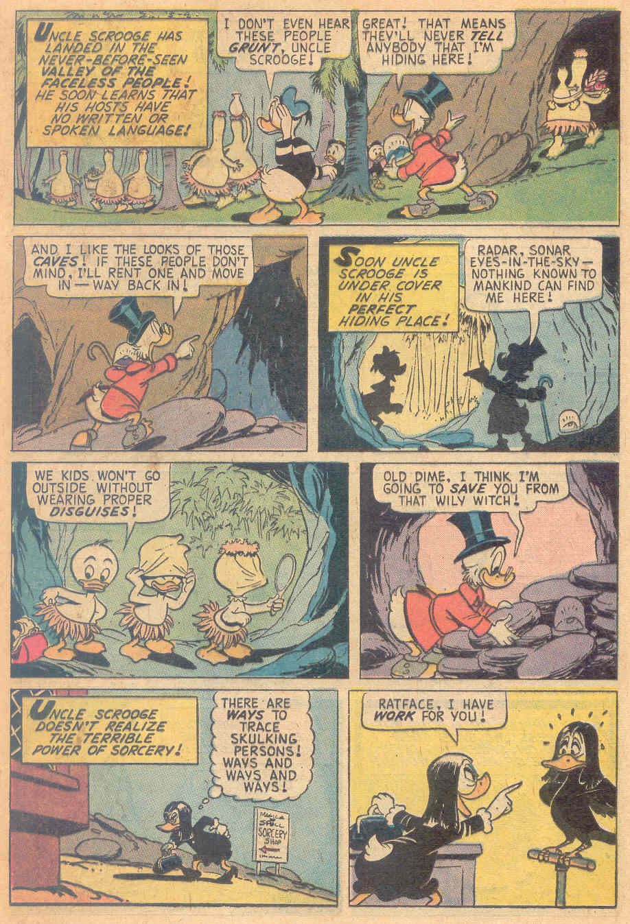 Uncle Scrooge (1953) Issue #138 #138 - English 17