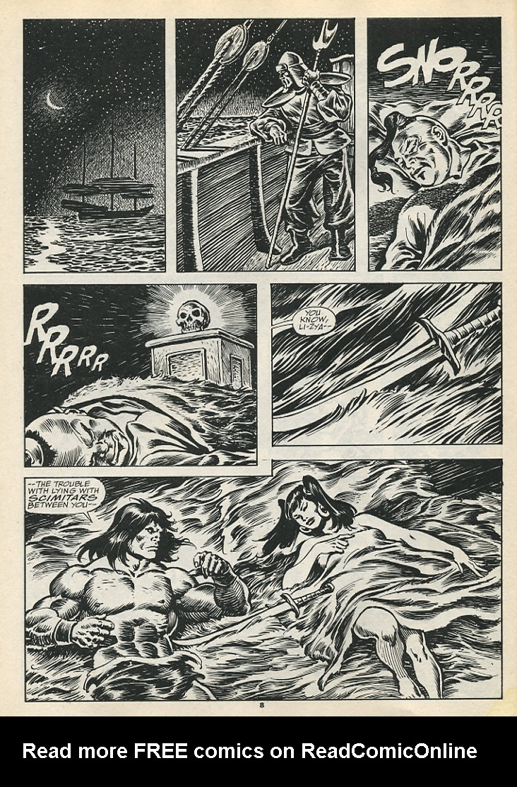 The Savage Sword Of Conan Issue #192 #193 - English 10