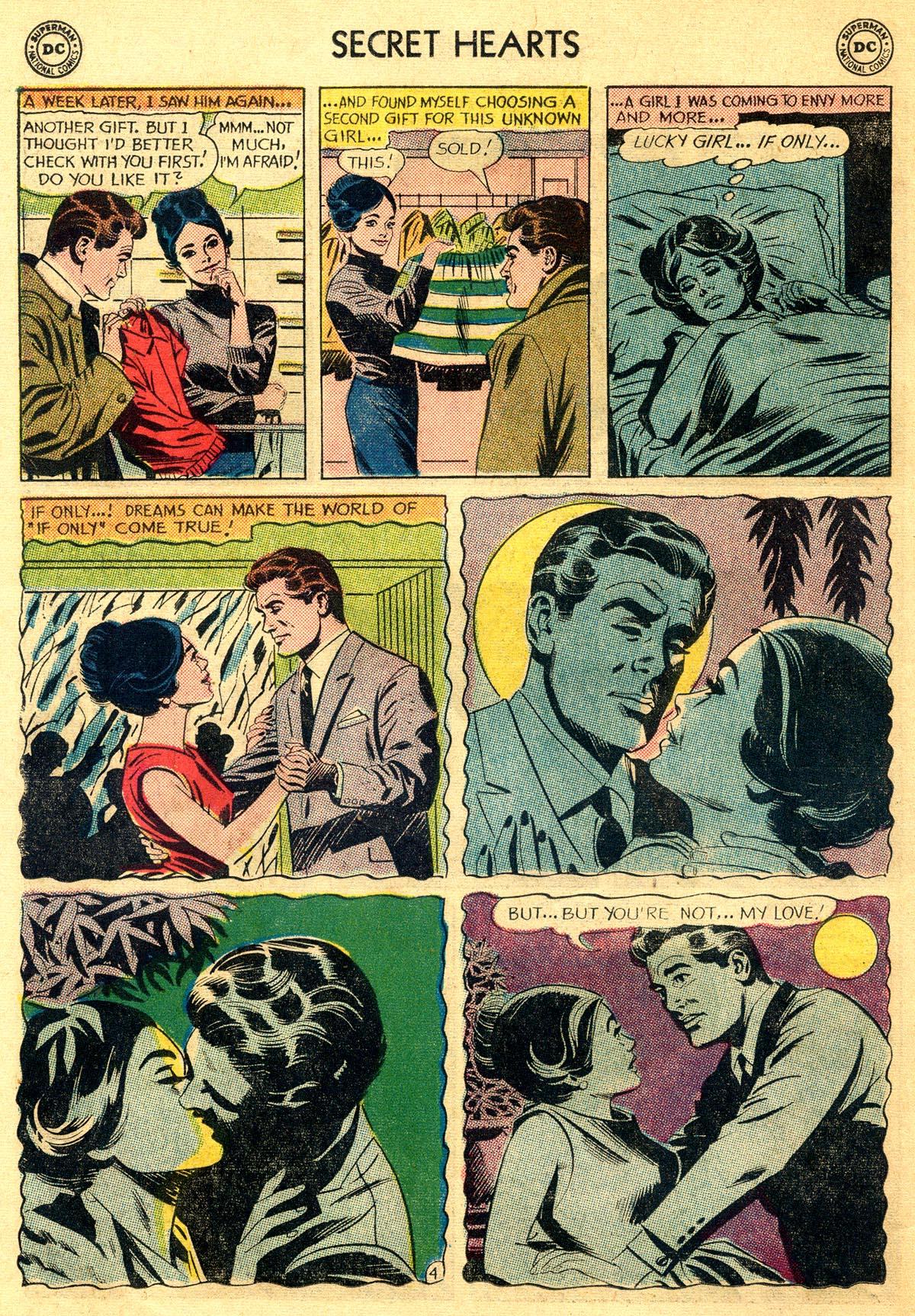 Read online Secret Hearts comic -  Issue #81 - 14