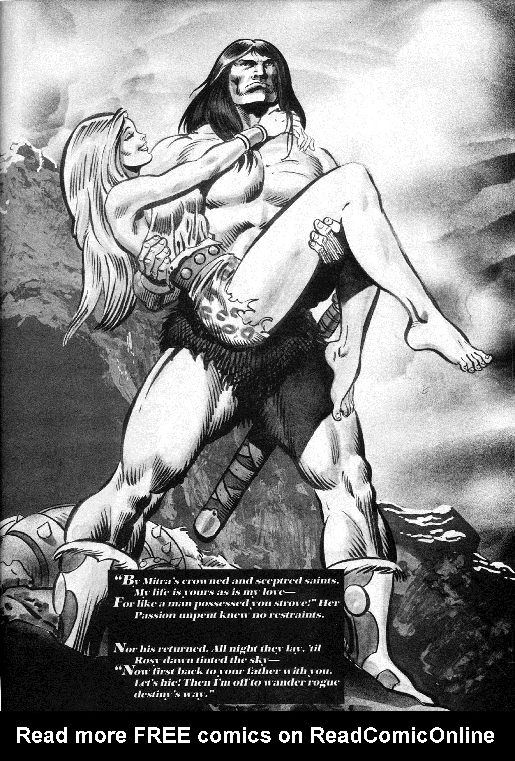 The Savage Sword Of Conan Issue #95 #96 - English 63