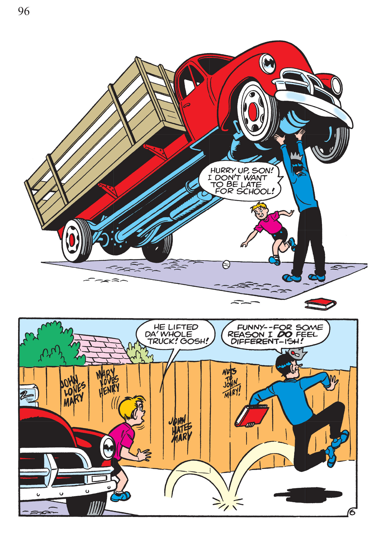 Read online The Best of Archie Comics comic -  Issue # TPB 2 (Part 1) - 98