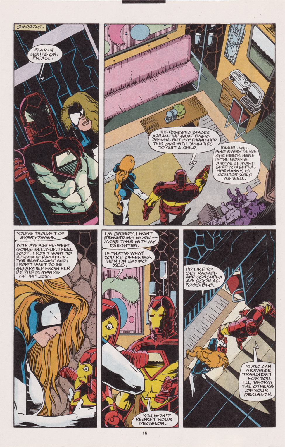 Force Works Issue #1 #1 - English 14