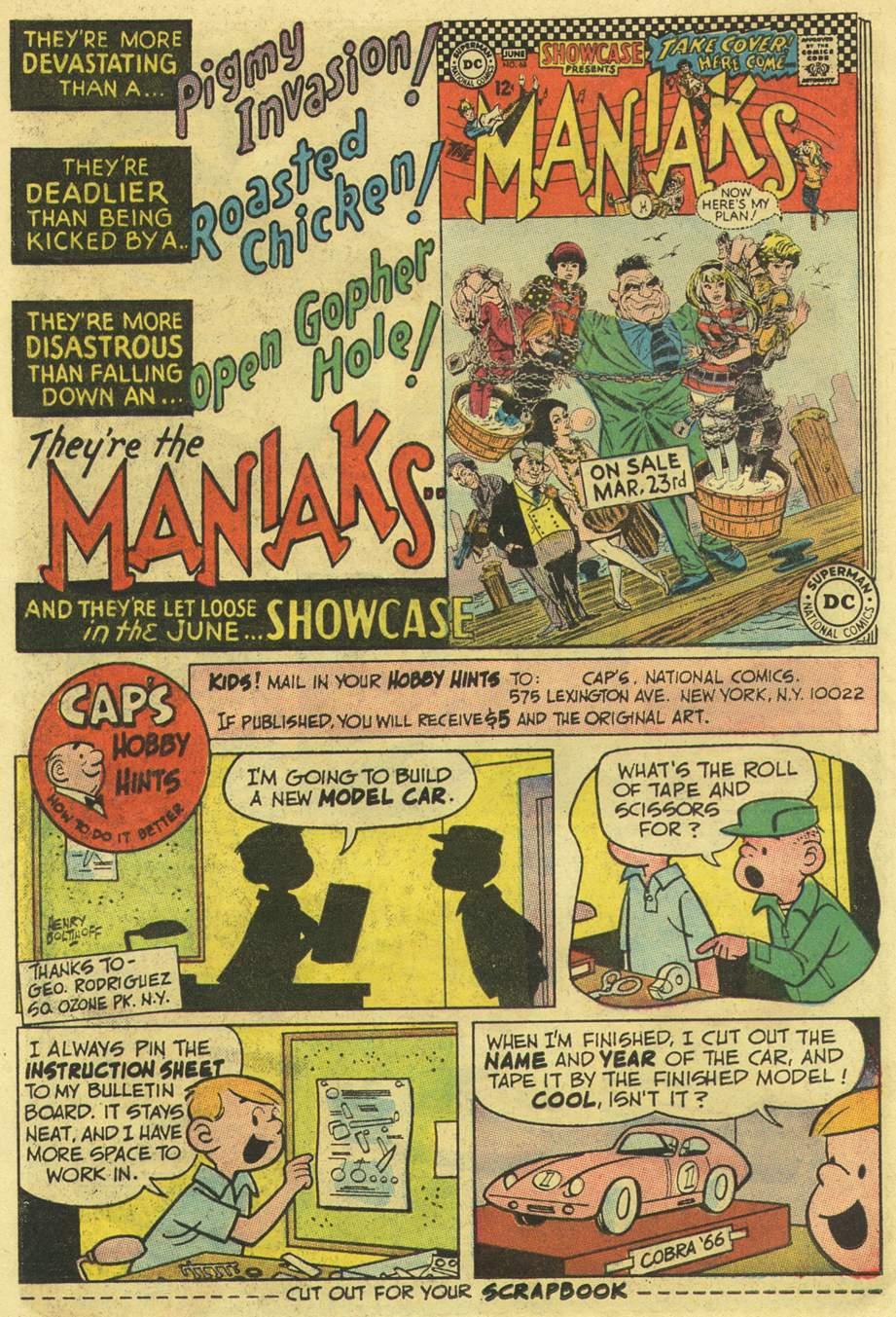 Aquaman (1962) Issue #33 #33 - English 24