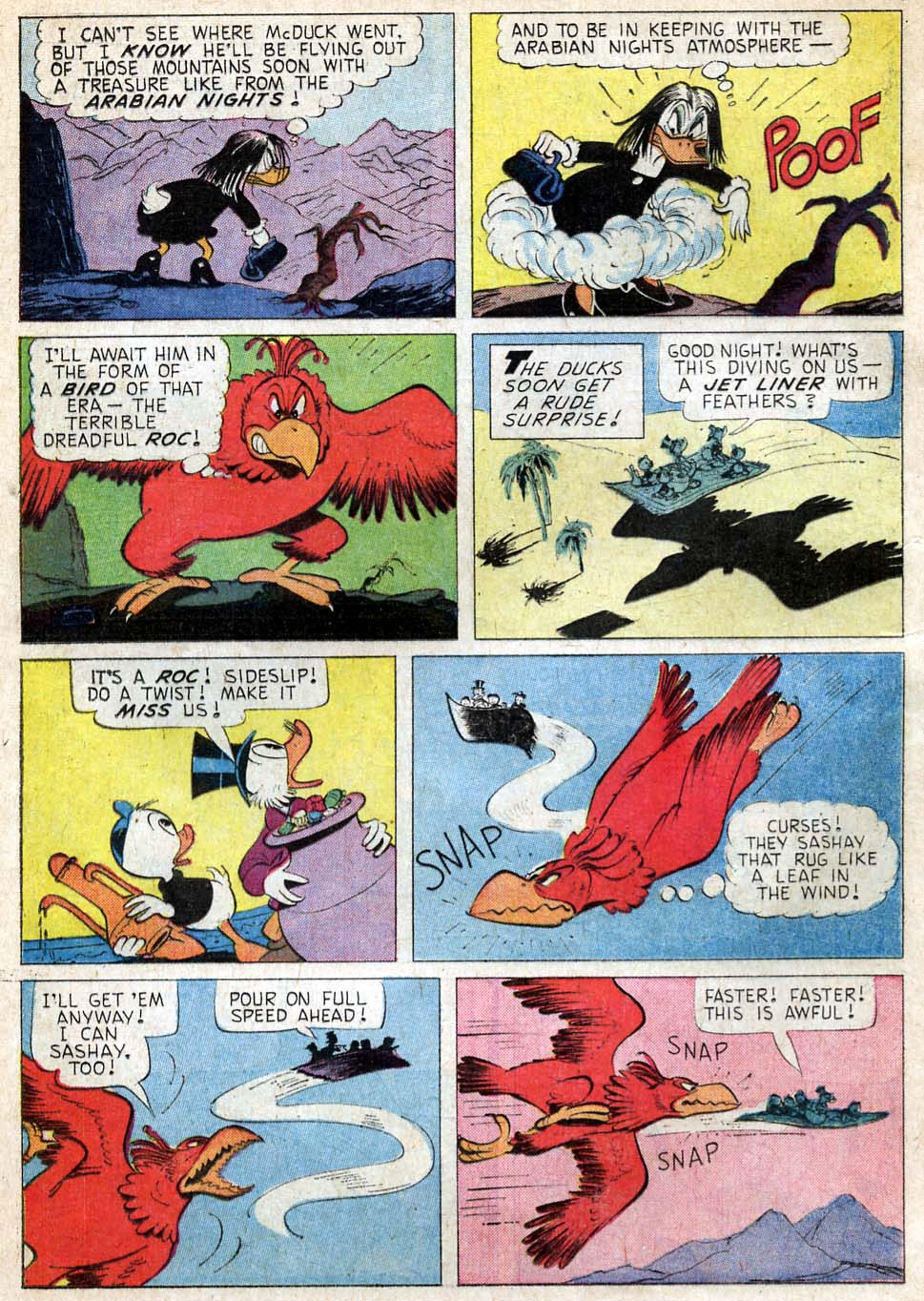 Uncle Scrooge (1953) Issue #50 #50 - English 16