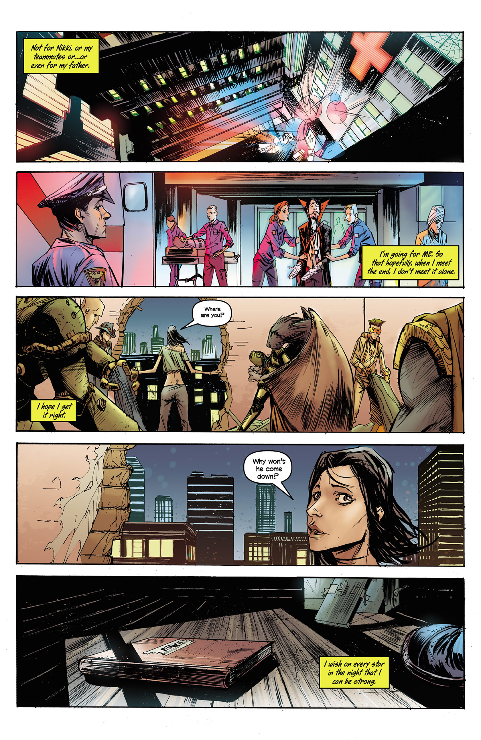 Read online Buzzkill comic -  Issue #4 - 21