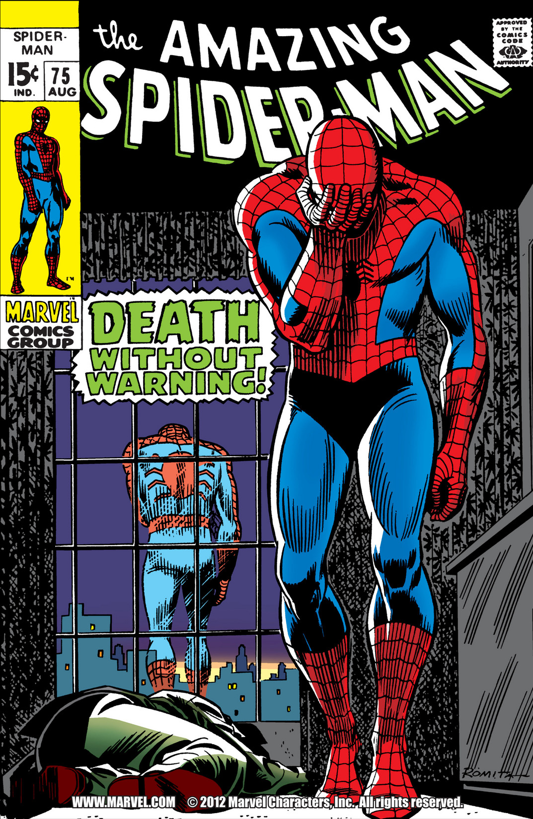 The Amazing Spider-Man (1963) 75 Page 1
