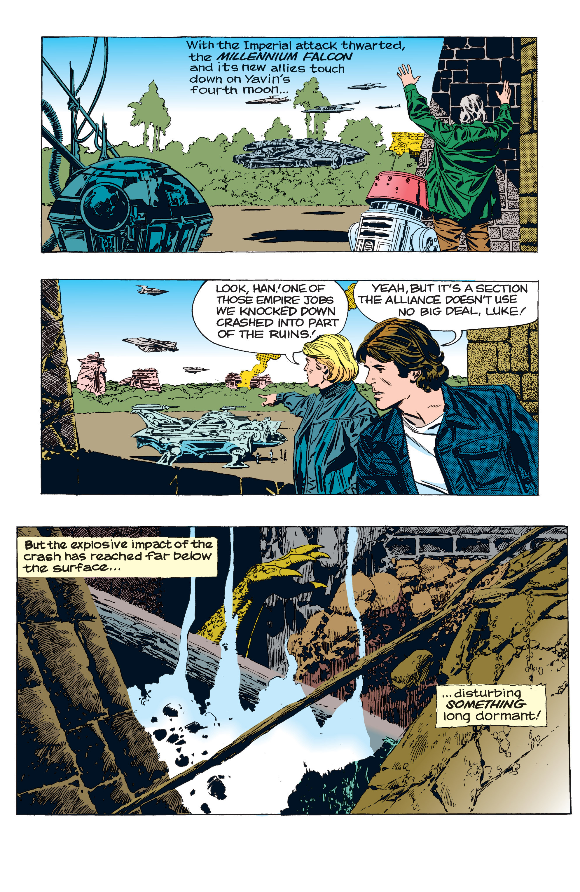 Classic Star Wars #8 #8 - English 21