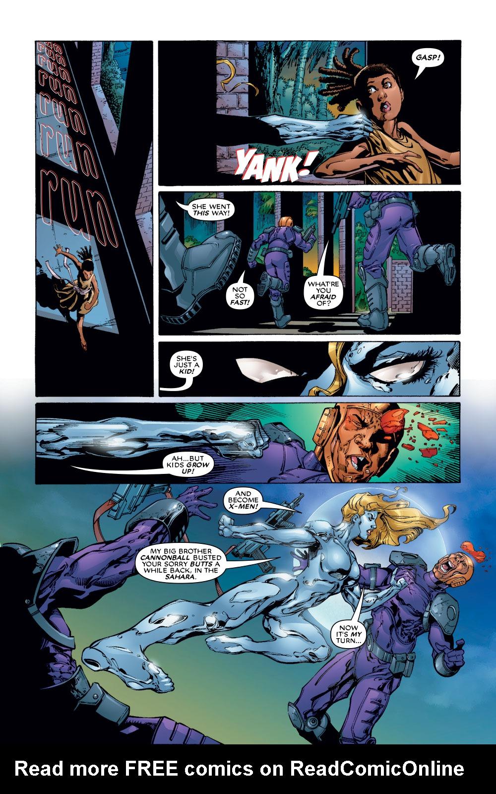 Excalibur (2004) Issue #13 #13 - English 7