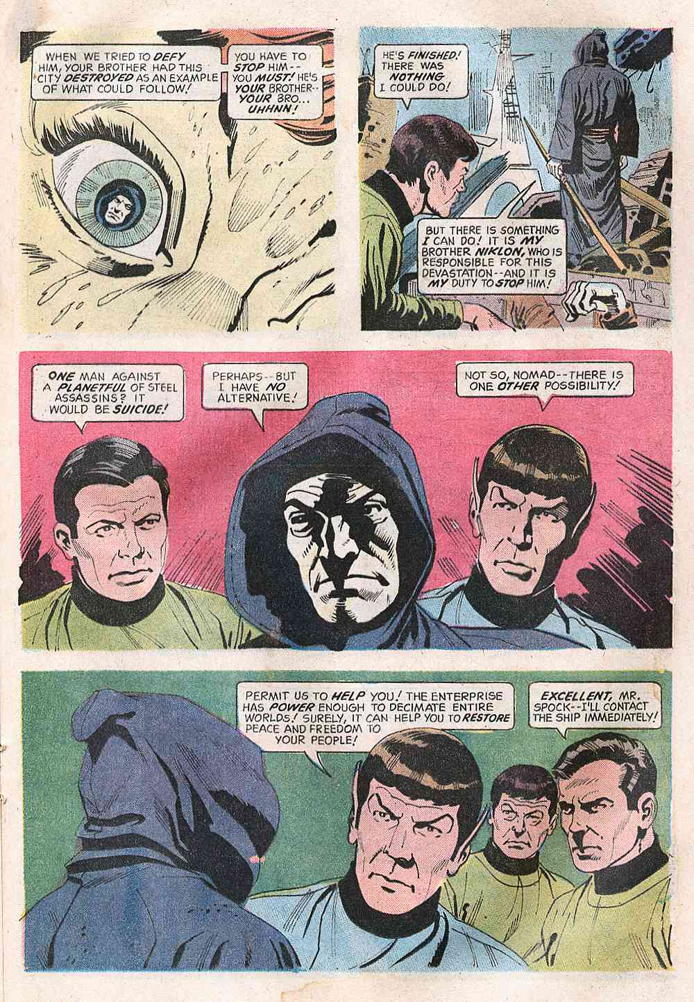 Star Trek (1967) Issue #13 #13 - English 16