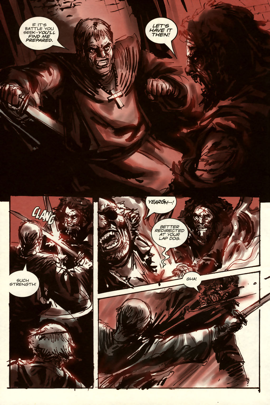 Read online Sea of Red comic -  Issue #12 - 6