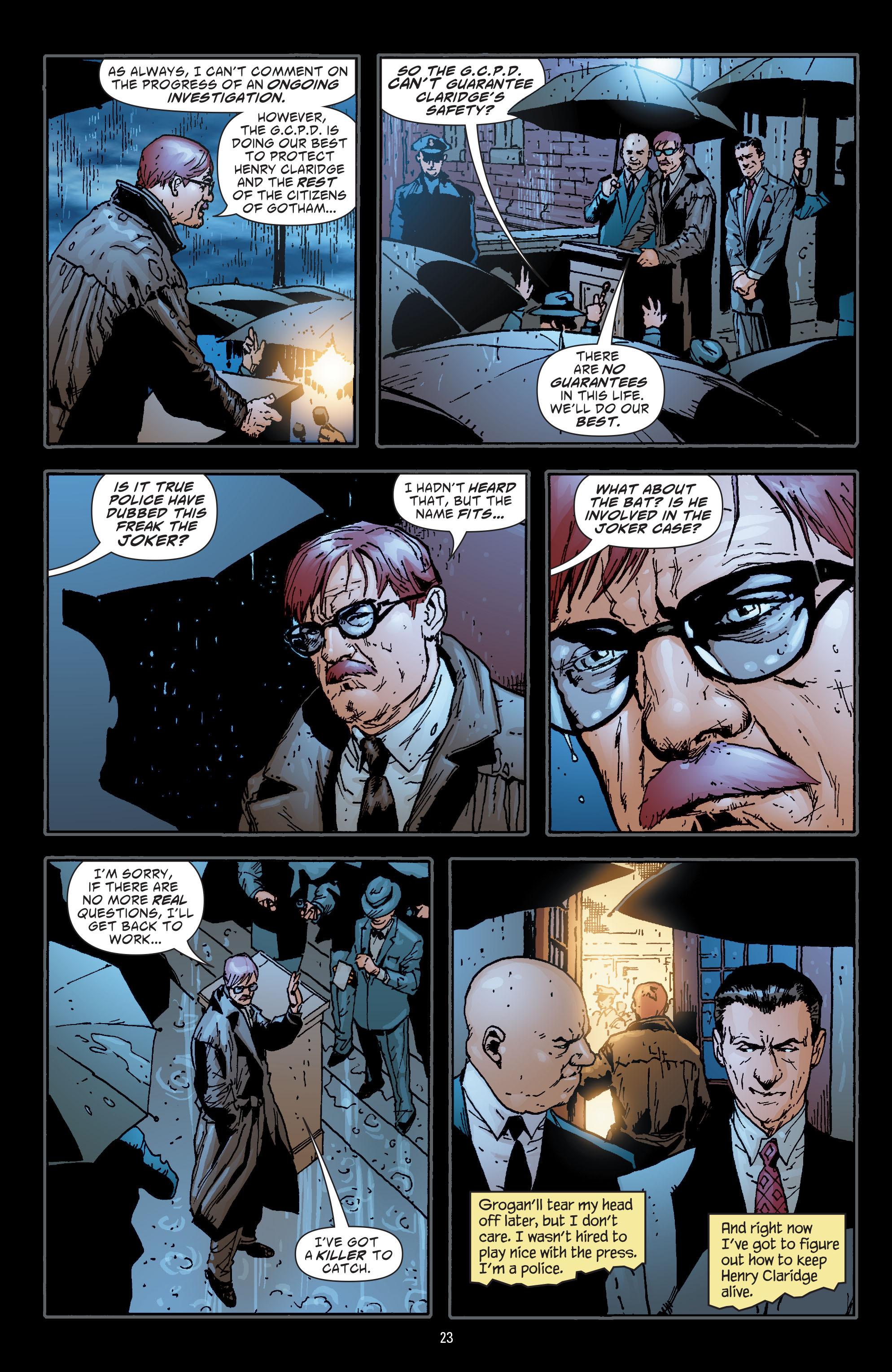 Batman: The Man Who Laughs chap 1 pic 24