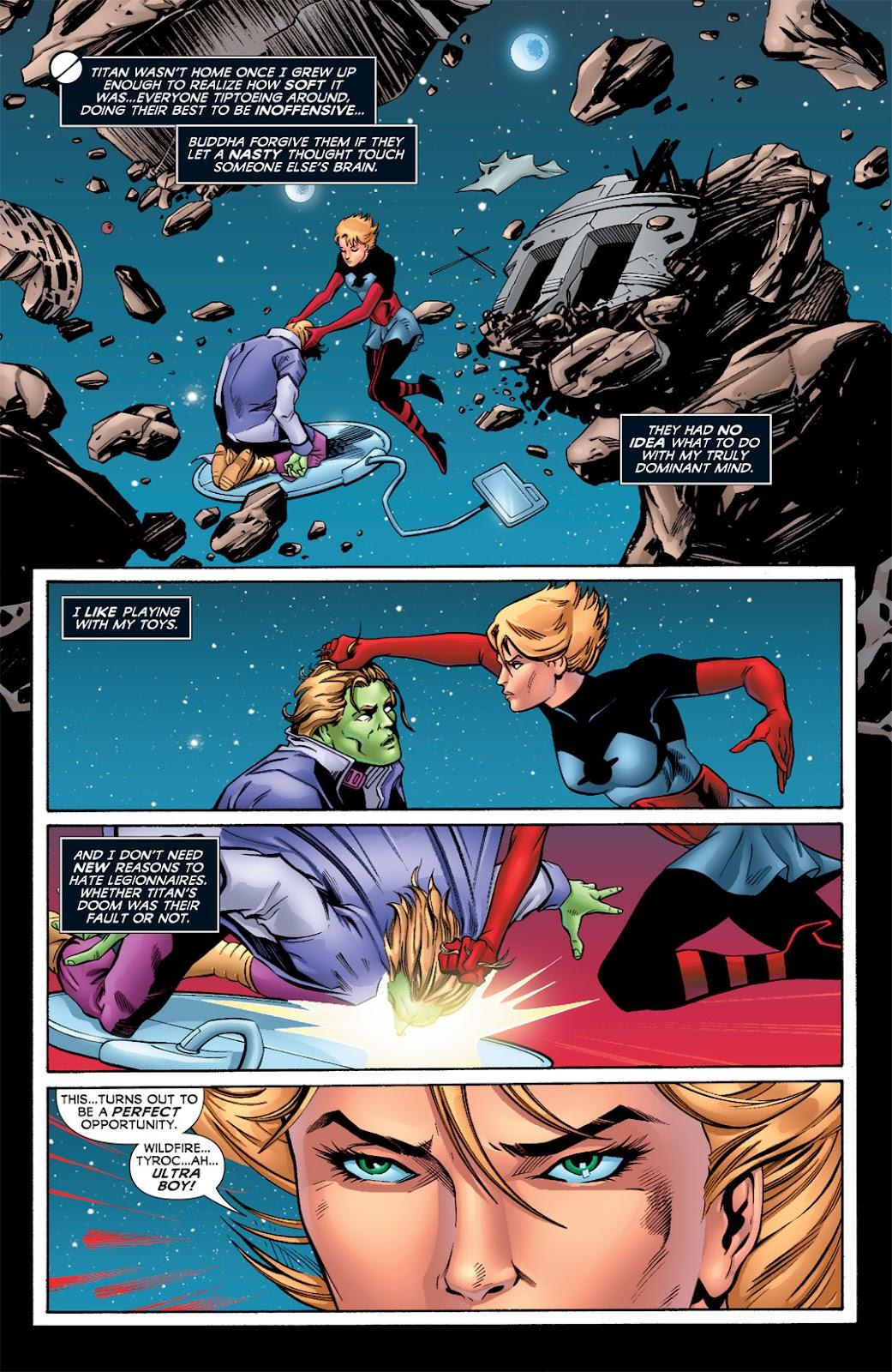 Legion of Super-Heroes (2010) Issue #2 #3 - English 14